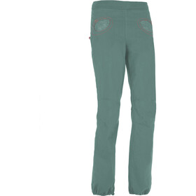 E9 Onda Trousers Women, sage green
